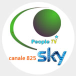 Seven Live People TV canale 825 Sky